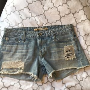 Big Star Denim Shorts